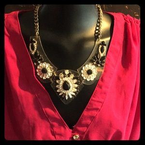 Francescas statement piece necklace. Never Worn